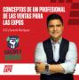 Artwork for E032 Conceptos de un profesional de las ventas para las Expos - Gerardo Rodríguez - Cállate y Vende.