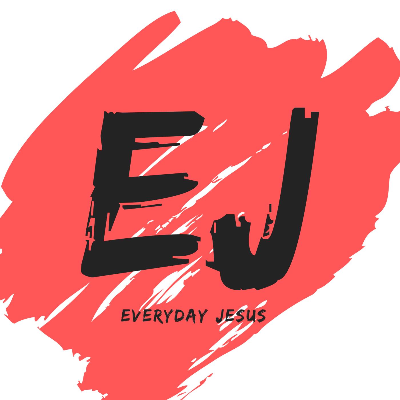 Everyday Jesus show art
