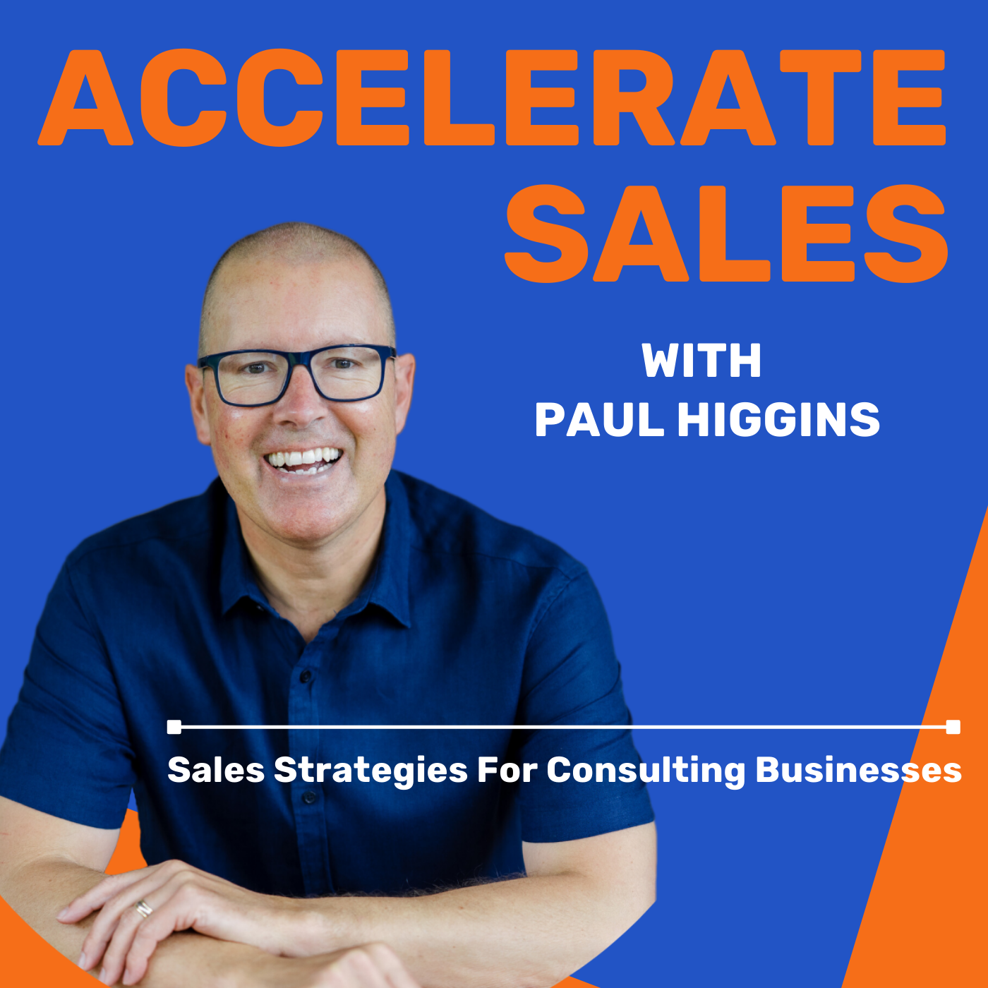 Accelerate Sales Podcast show art