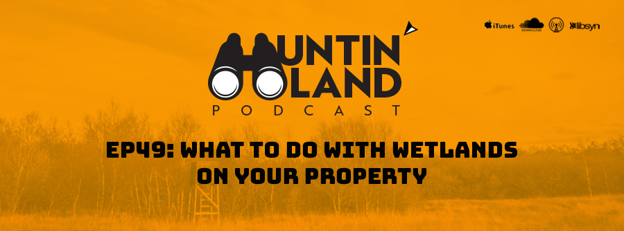 Craig Martin and Angelo DePaola on the Huntin' Land Podcast