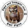 Artwork for EP15 - Owl Pipes with Steve Lavoice