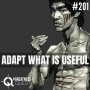 Artwork for #201: ADAPT WHAT IS USEFUL - Daily Mentoring w/ Trevor Crane #greatnessquest