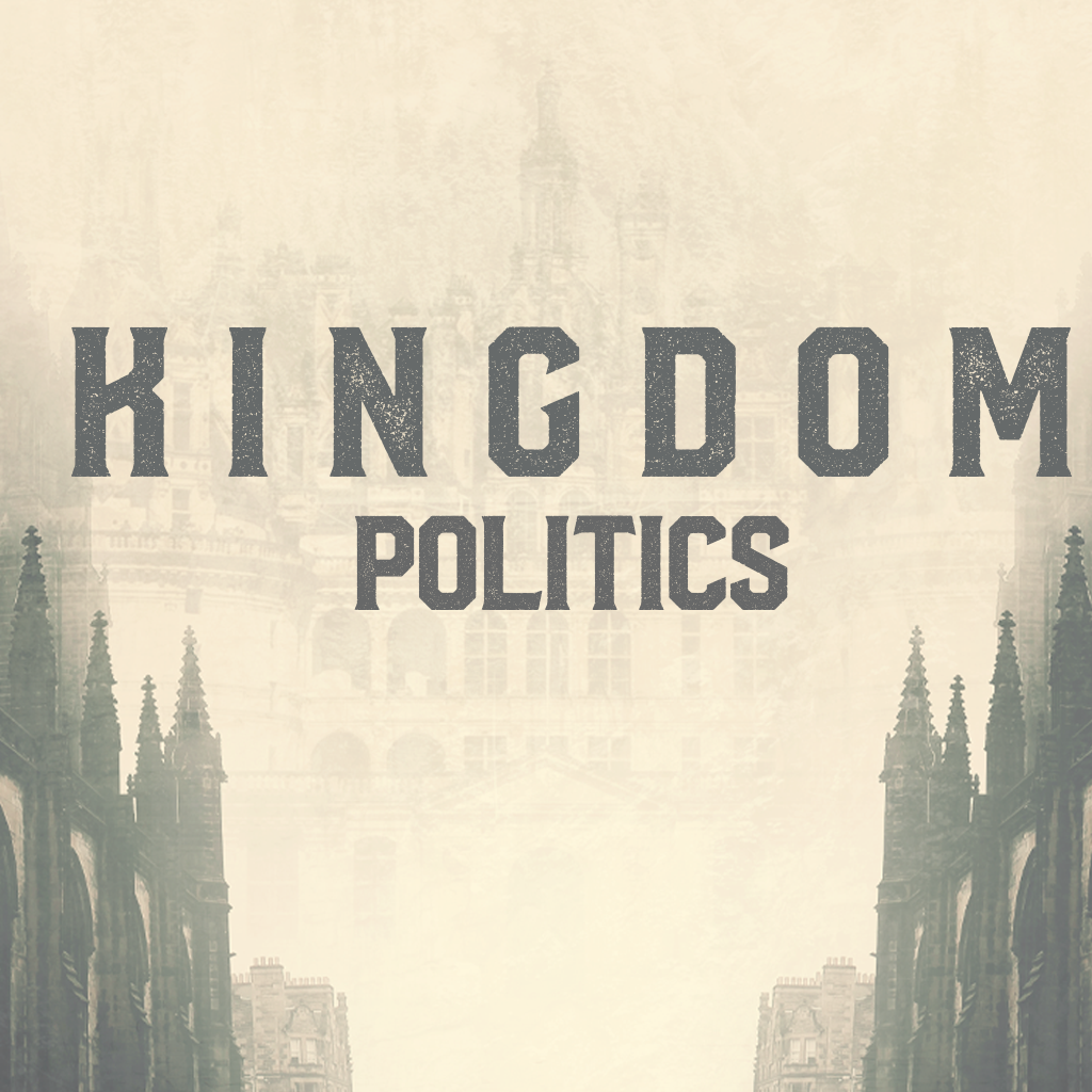 Kingdom Politics: Part 3 - Pastor Reggie Roberson show art