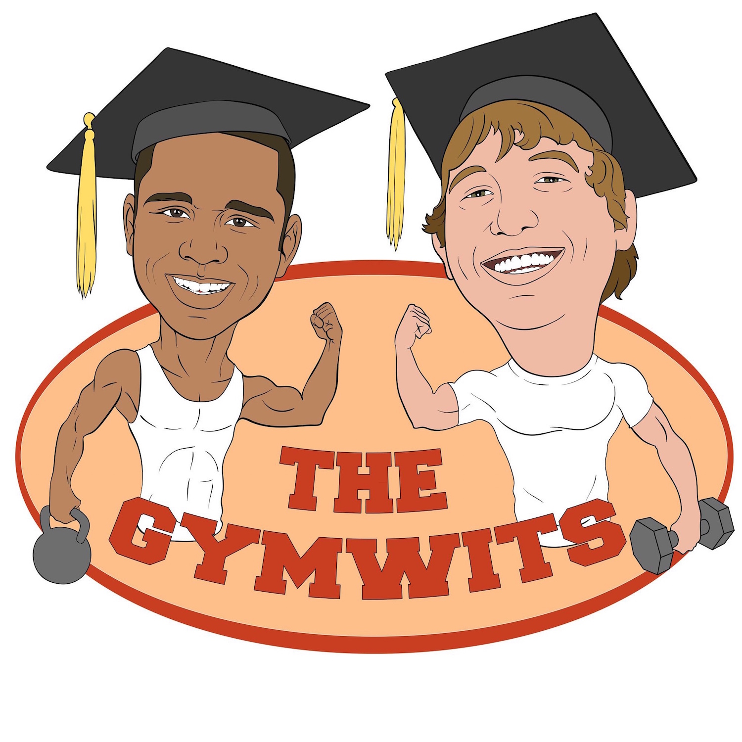 The GymWits- Fitness, Health, Nutrition & Exercise Podcast logo