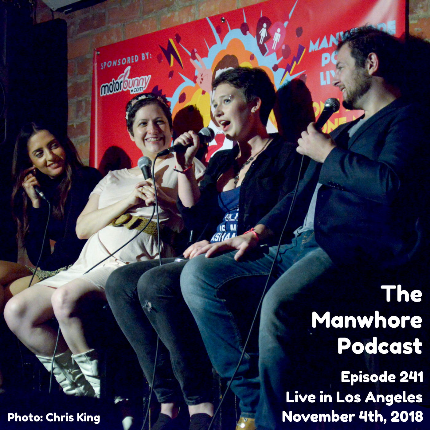 """The Manwhore Podcast: A Sex-Positive Quest - LIVE from Los Angeles: """"Didn't I blow you in a cab?"""" (Ep. 241)"""