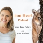 Artwork for Lion Heart Your True Nature with Jenni Madison - E1
