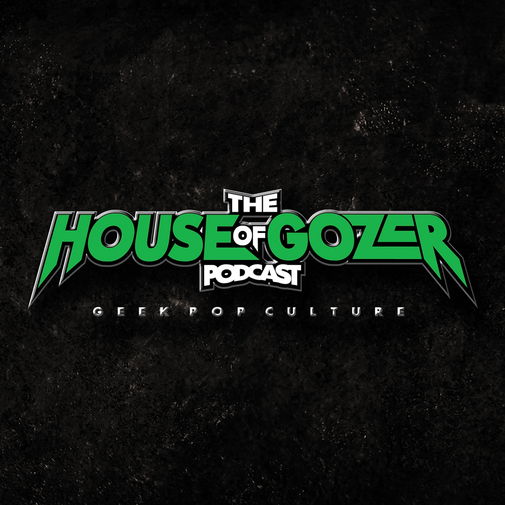 The House of Gozer Podcast - Geek pop culture show art