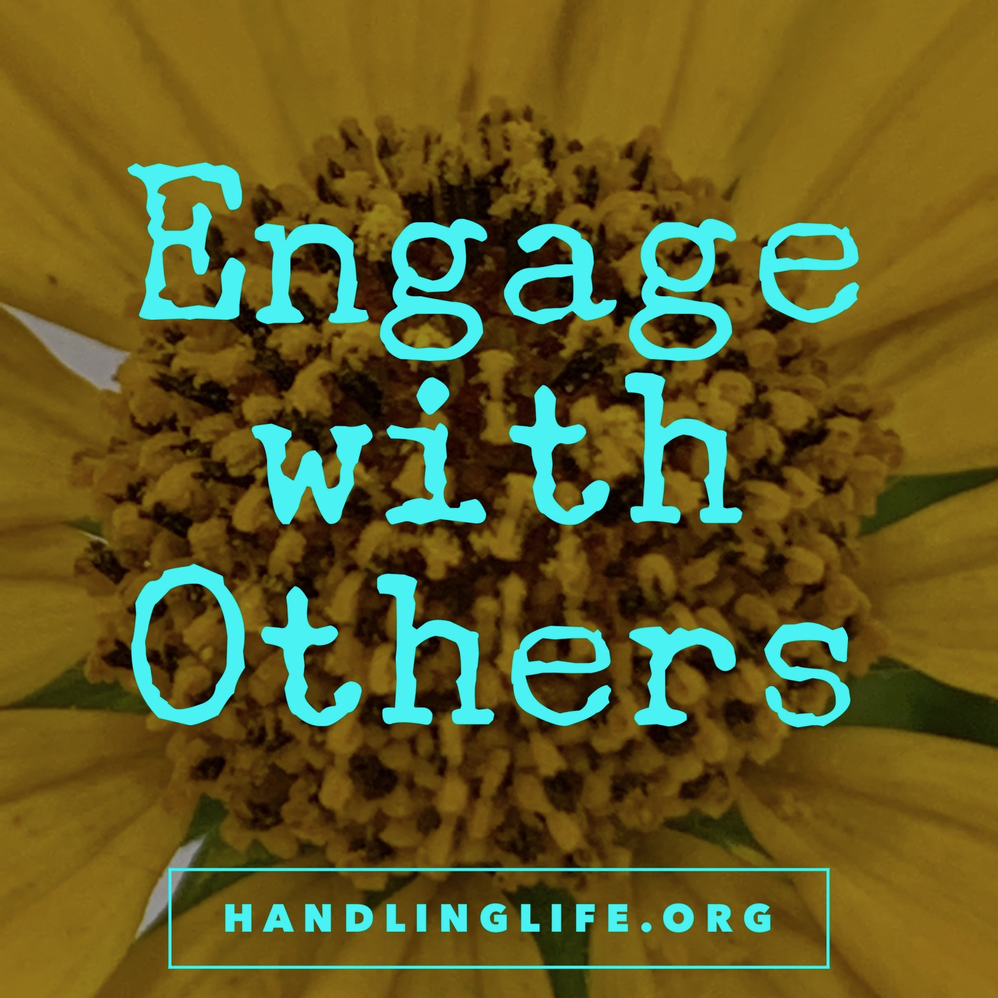 Artwork for Engage with Others