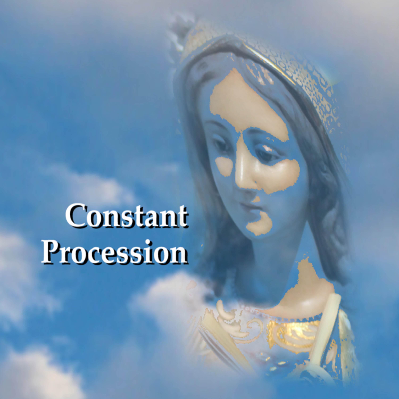 Constant Procession show art