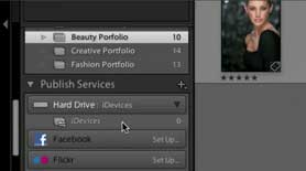 Sync Your Photos from Lightroom 3 to your iDevices