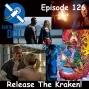 Artwork for The Earth Station DCU Episode 126 – Release The Kraken!