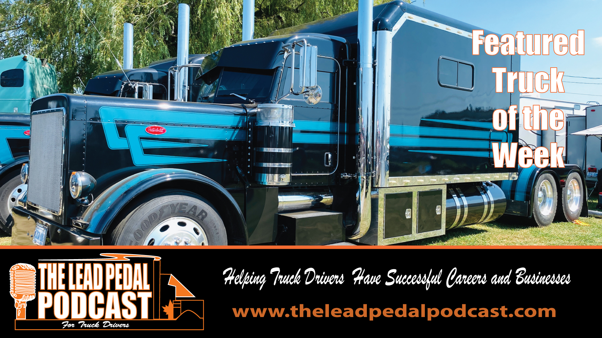 LP600 Featured Truck - Eagleson Show Truck