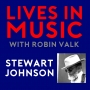 Artwork for Stewart Johnson: a long route to Birmingham Bluegrass country