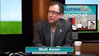 Matt Asner Speaks Autism Fundraising in Korea