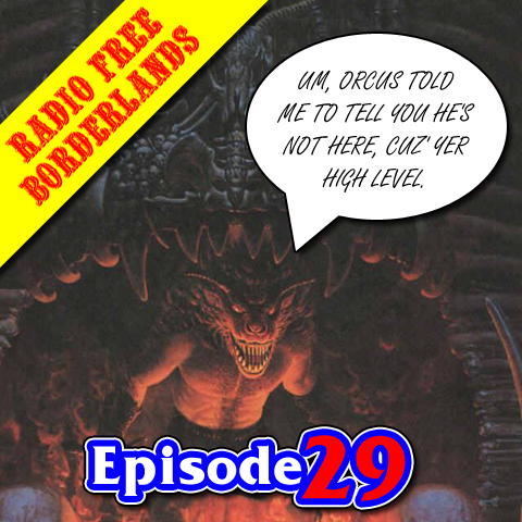 Episode 29: These Levels are Epic