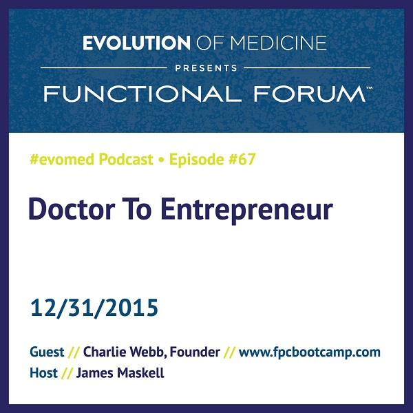 2016 Gameplan: Doctor to Entrepreneur?
