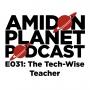 Artwork for E031: The Tech-Wise Teacher