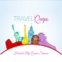 Artwork for Episode 24:  Travel Tech: Passports & Vegan Food