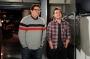 Artwork for Episode 31: Josh Hutcherson And HAIM