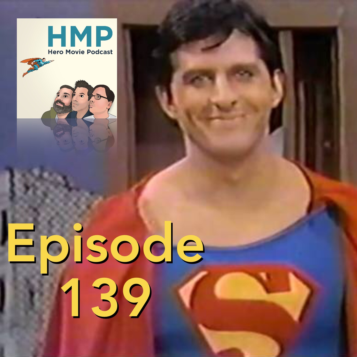 Episode 139- It's A Bird, It's A Plane, It's Superman! (1975)