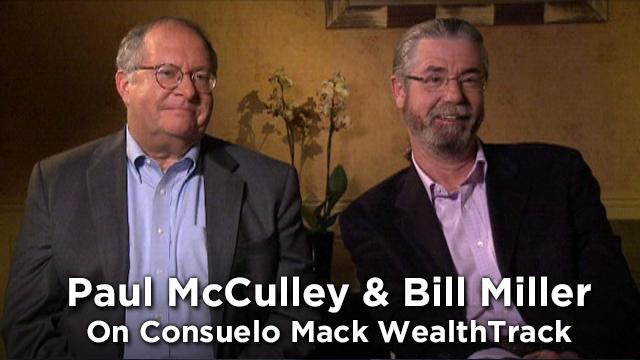 Paul McCulley & Bill Miller
