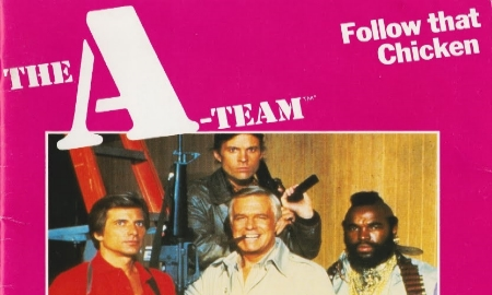 When the Music Stops: The A-Team - Follow That Chicken