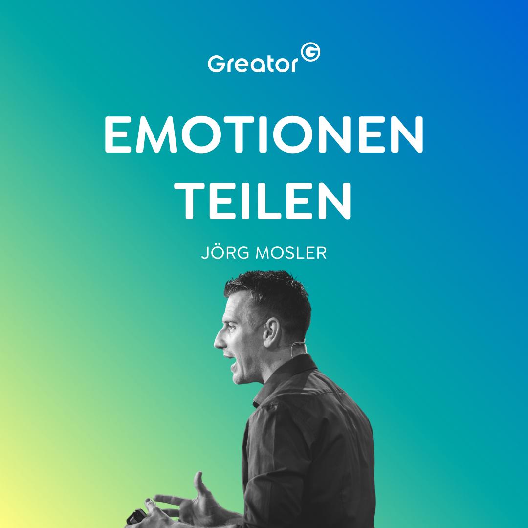 Wofür stehst du? So gewinnst du den Mut, deine Überzeugung zu kommunizieren // Jörg Mosler
