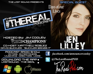 TRR #13 - Jen Lilley - Days Of Our Lives