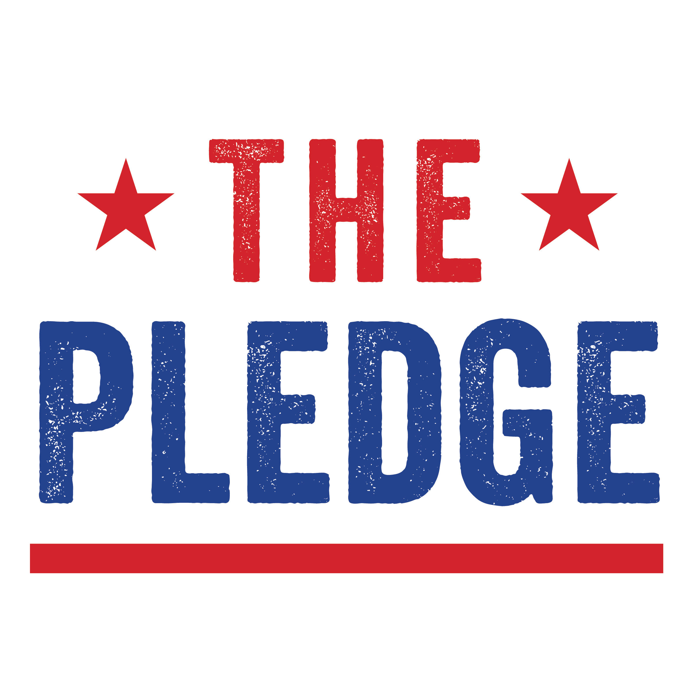 The Pledge Podcast show art