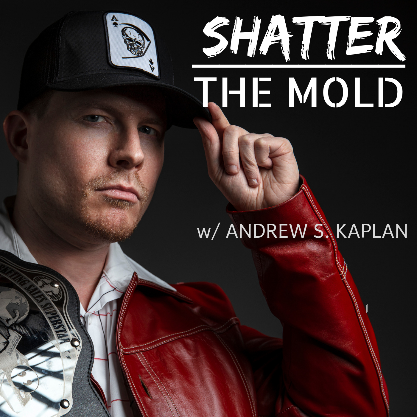 Shatter The Mold show art