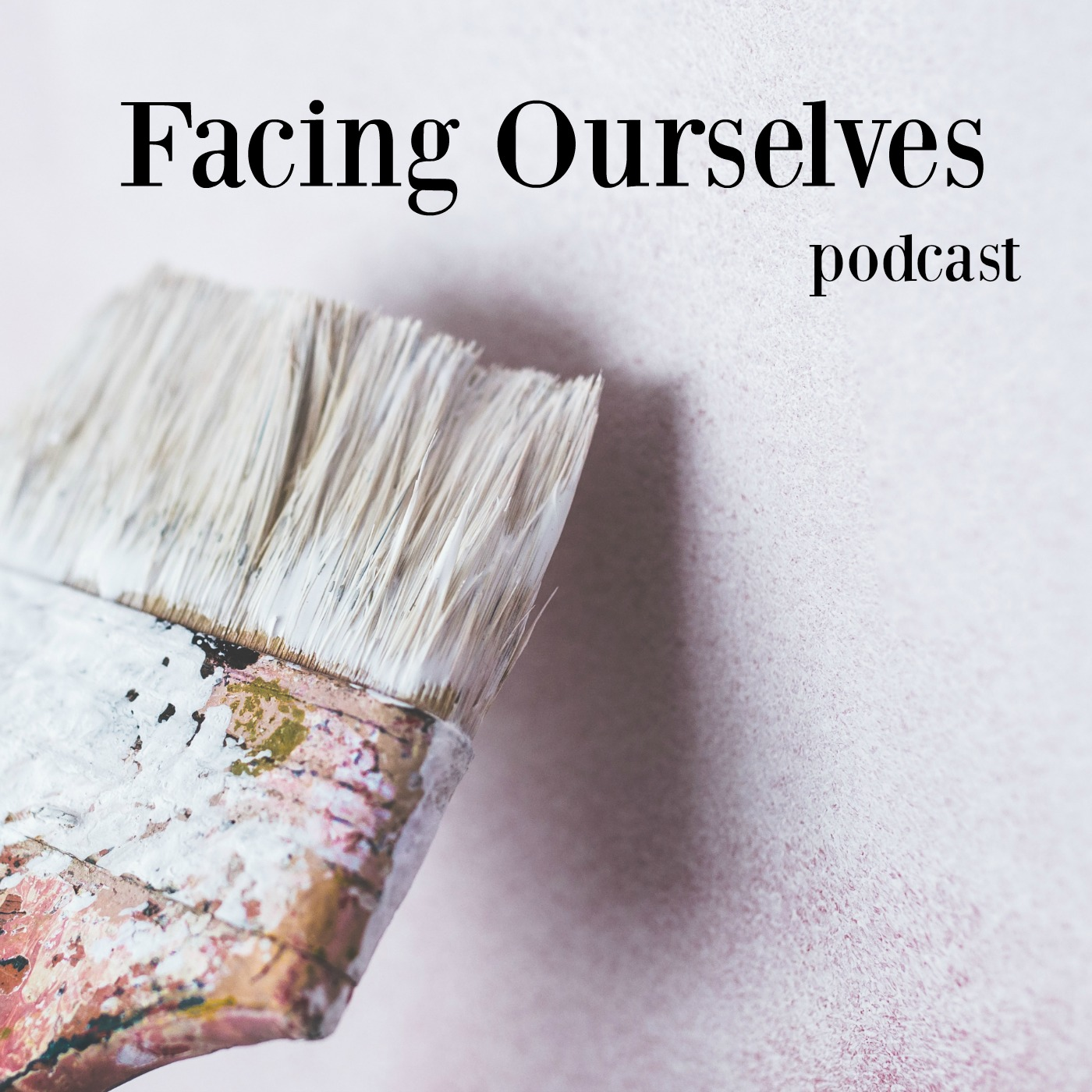 Facing Ourselves Podcast show art