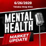 Artwork for #56 - Teladoc Analysis - Company Overview, Valuation, M&A and Positioning on the Mental Health Market Update 6/26/2020