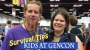 Artwork for Kids at Gen Con: Survival Tips #226
