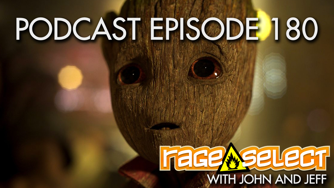 Rage Select Podcast Episode 180 - John and Jeff Answer Your Questions!