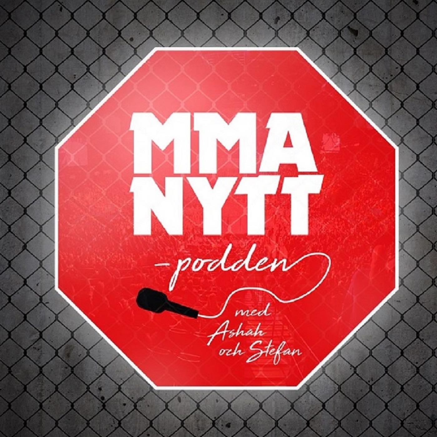 Artwork for MMAnytt-podden från Brainpunch Studion