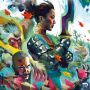 Artwork for A New Genre? Kaleidoscopic Fantasy: Episode 115