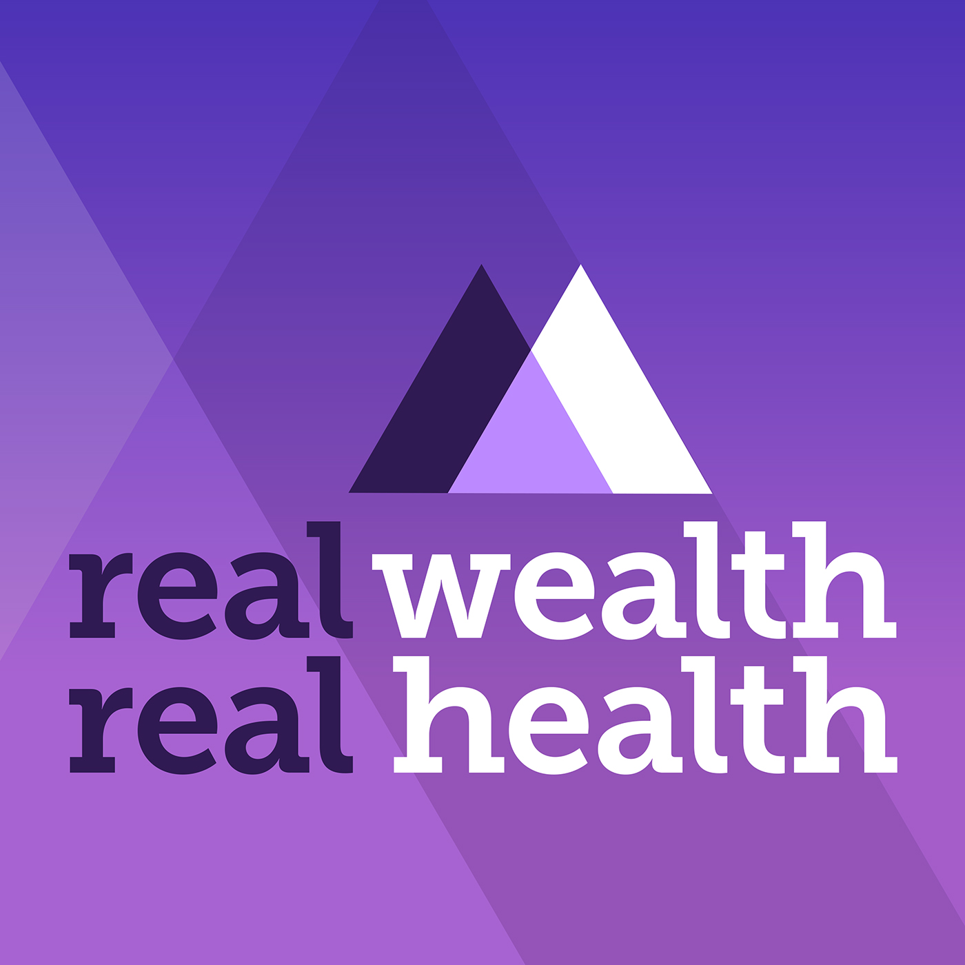 Real Wealth Real Health show art