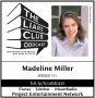 Artwork for The Liars Club Oddcast # 131 | Madeline Miller, NY Times Bestseller Historical Fiction Author