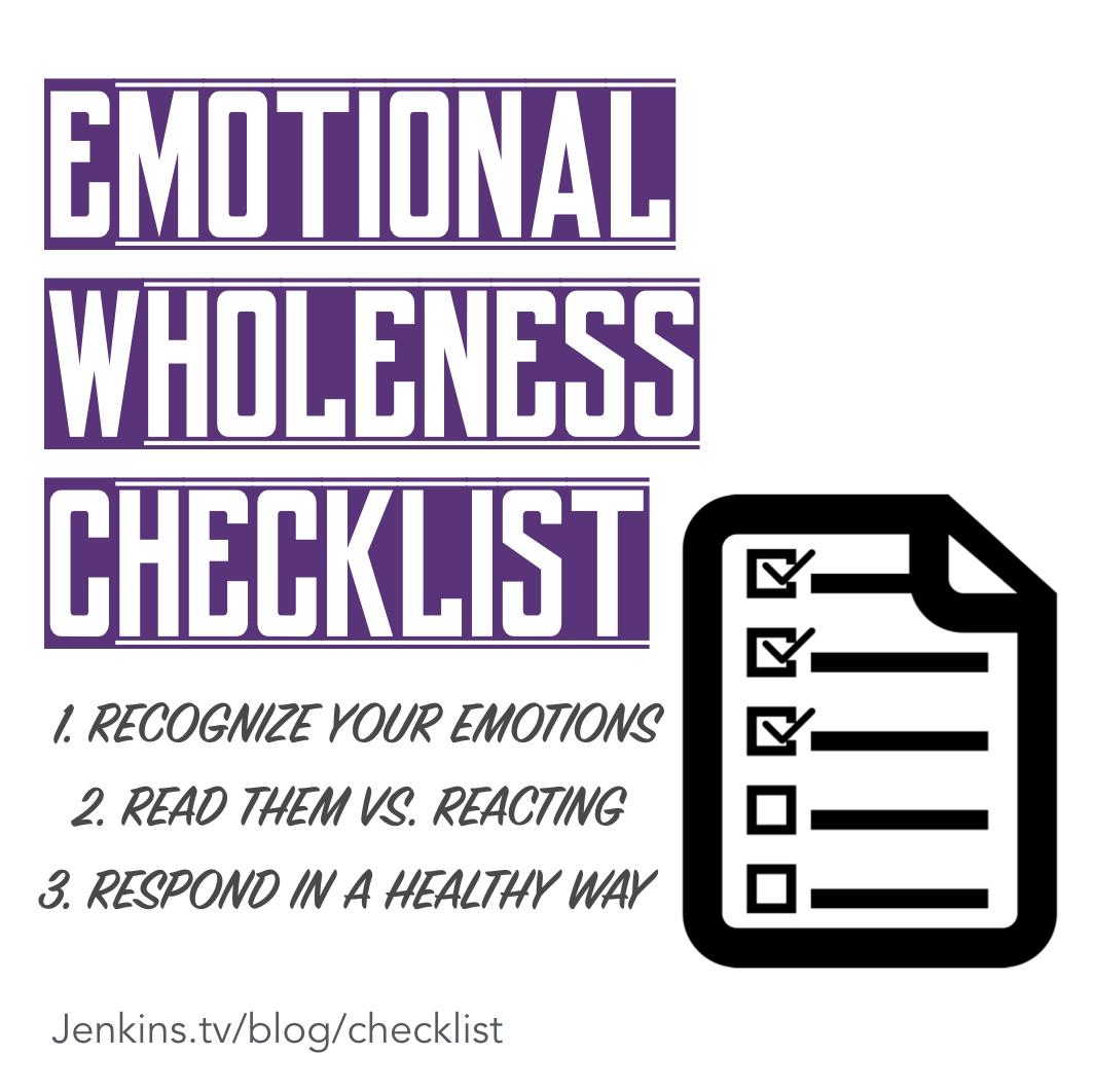 Artwork for Emotional Wholeness (Bonus Video Post)