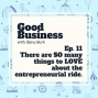 Artwork for The case for loving your business as much as you love your work | GB11