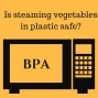 Artwork for Is Steaming Food in Plastic OK?