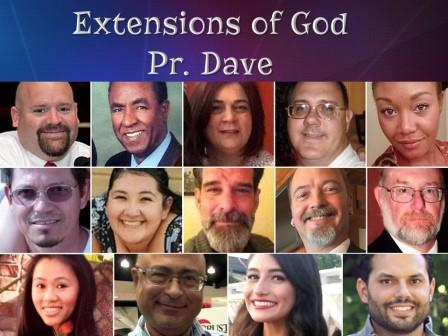 The Extensions of God
