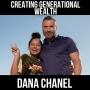 Artwork for Creating Generational Wealth w/ Dana Chanel
