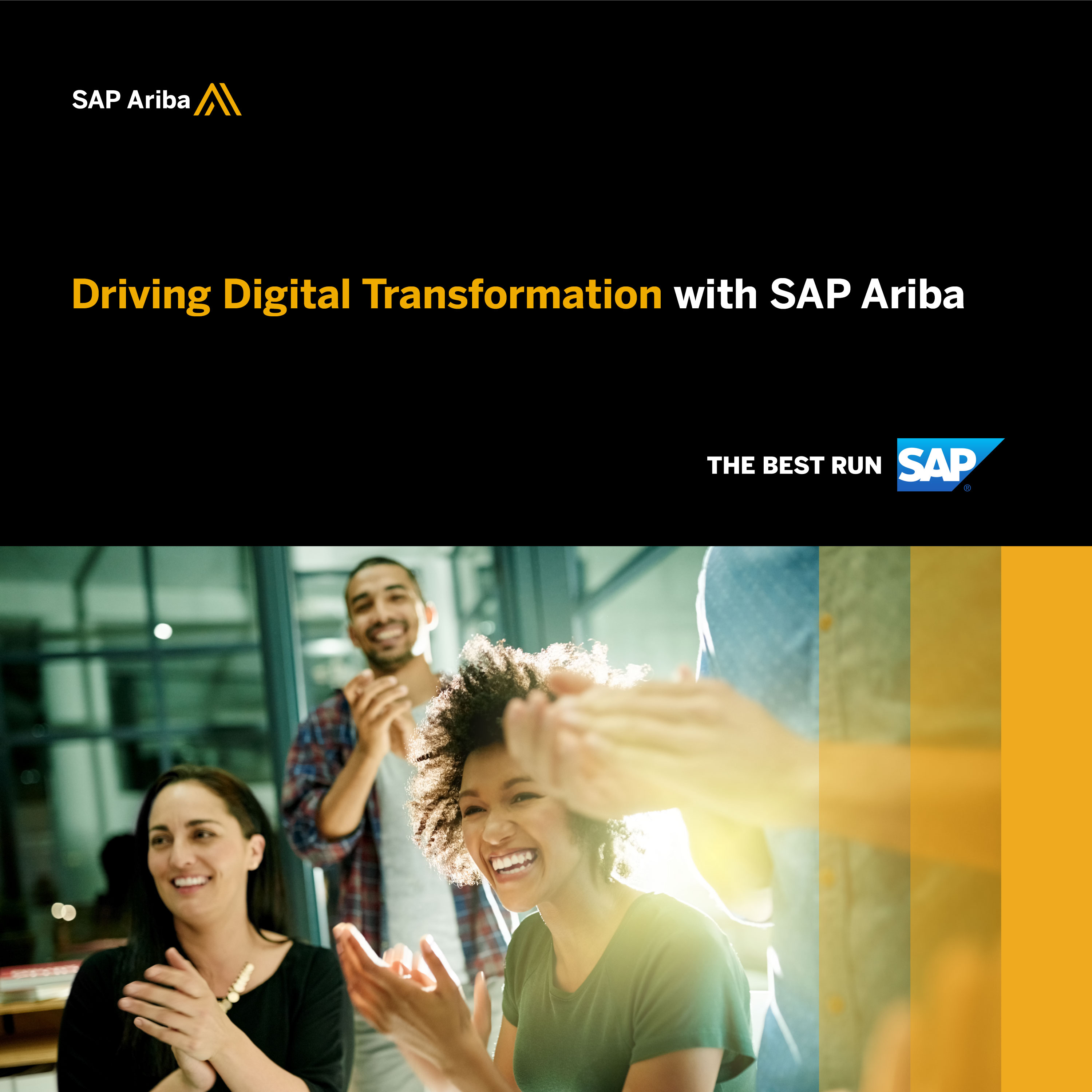 Driving Digital Transformation with SAP Ariba show image