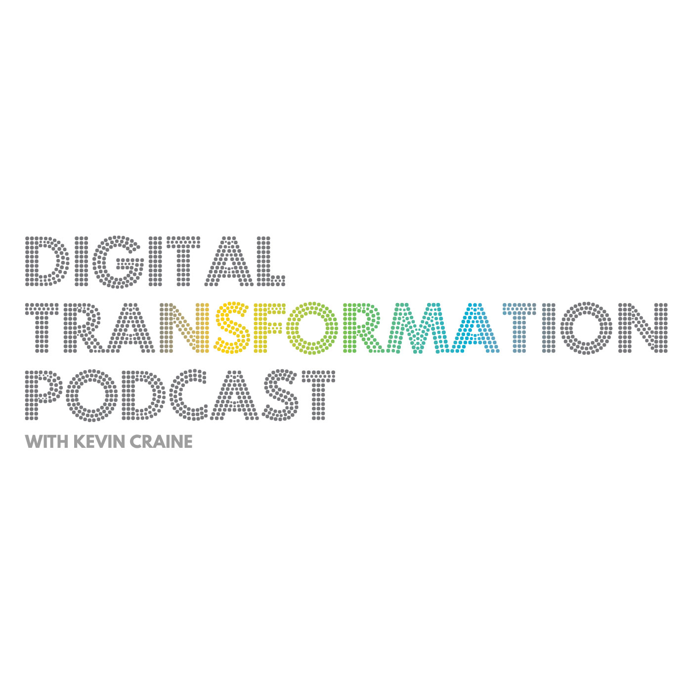 Digital Transformation Podcast show art