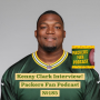 Artwork for Kenny Clark Interview and Packers at Cowboys Week 5 Preview - PFP 185