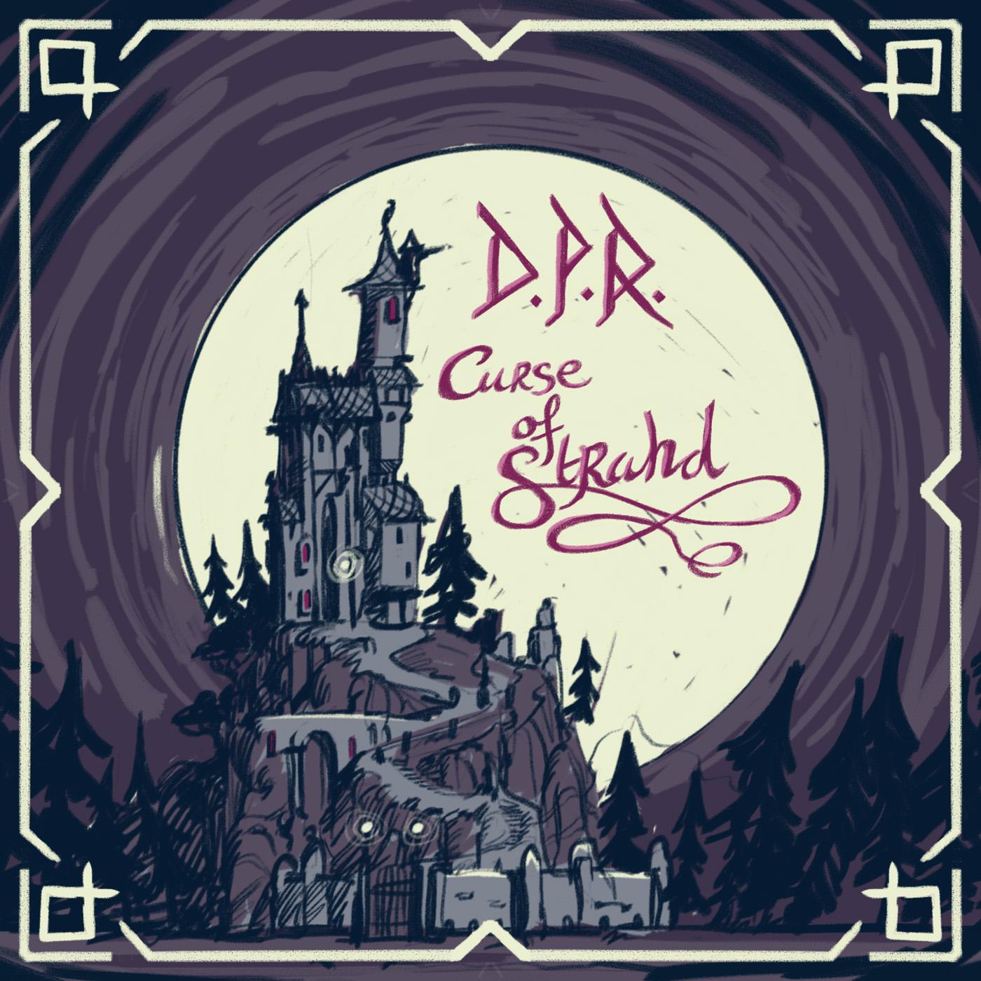 Artwork for DPR - Curse of Strahd 20 - Quest Log City