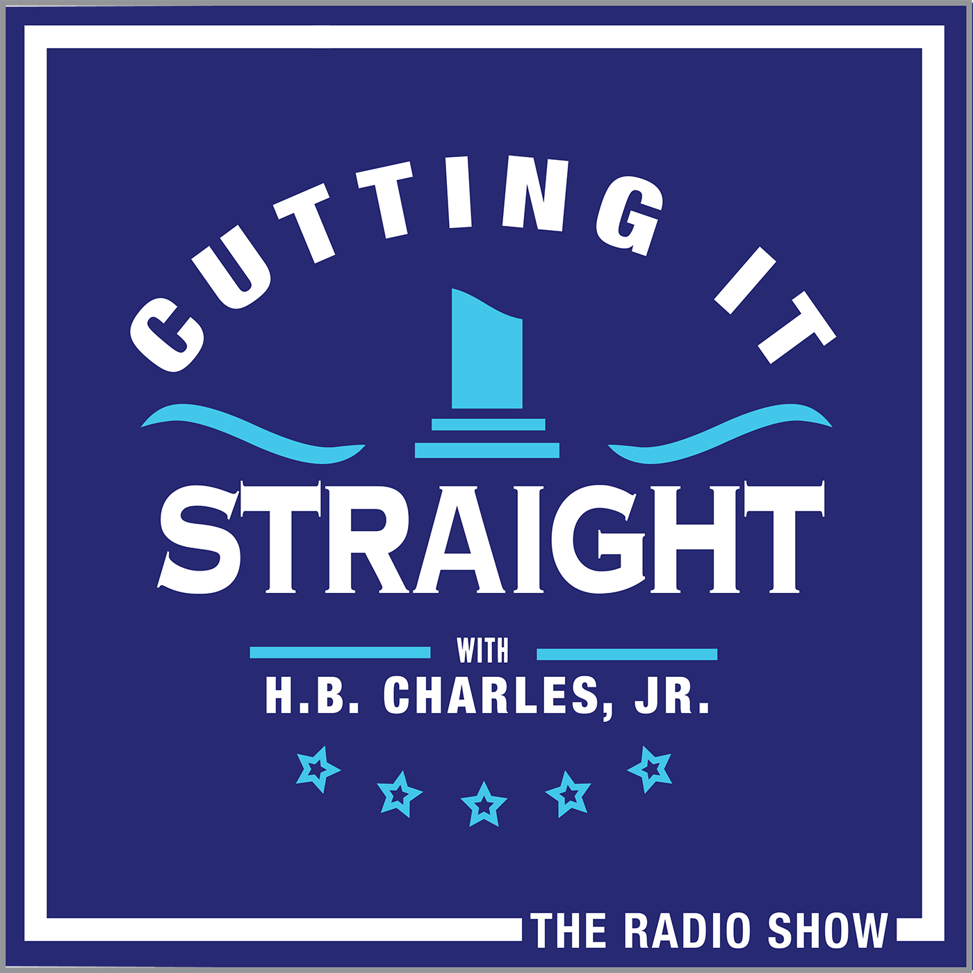 Cutting It Straight with H.B. Charles, Jr. show art