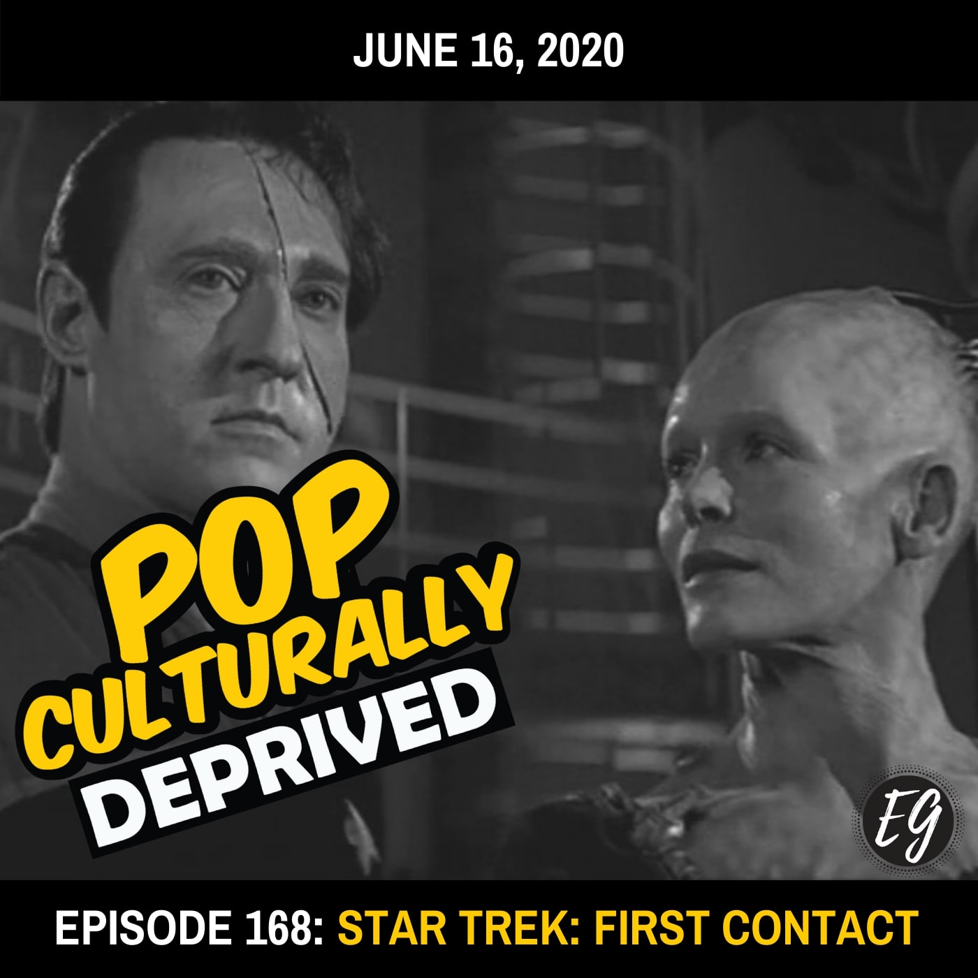 Episode 168: Star Trek First Contact with Sara from Nature Finds A Way