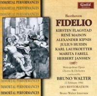 FIDELIO WITH KIRSTEN FLAGSTAD